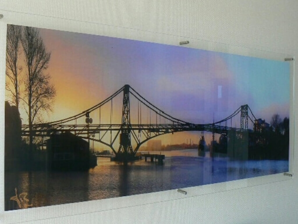 Digitaldruck auf Acrylglas - Leto Kunststoff-Technik2