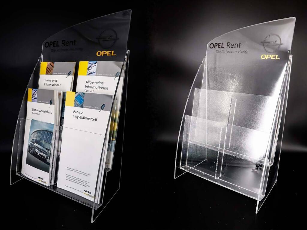 produktdisplay acrylglas - Leto 1024